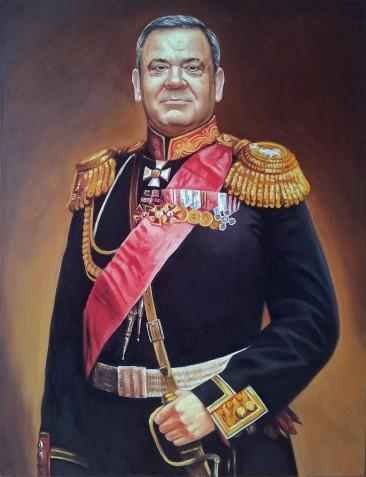 Где заказать портрет маслом в Душанбе?